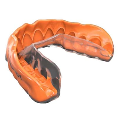 Inside view (Fully Customizable Mouth Guard - Senior)