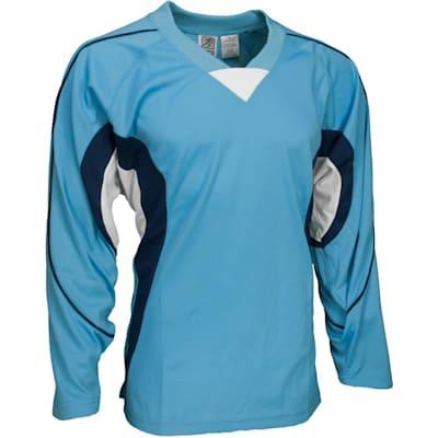 Columbia Blue/Navy/White (14200 Flexx Lite Team Hockey Jersey - Los Angeles Kings - Senior)