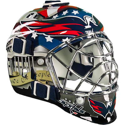 Washington Capitals (Franklin NHL Team Mini Goalie Mask)