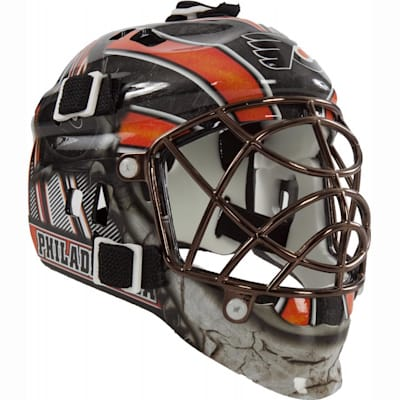 Philadelphia Flyers (Franklin NHL Team Mini Goalie Mask)