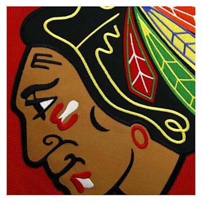 Logo (Reebok Chicago Blackhawks Premier Jersey HOME - Womens)