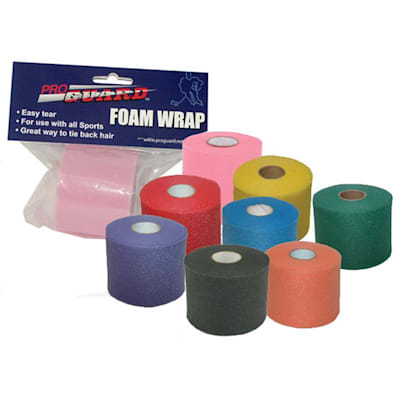 Assorted (Pro Guard Foam Wrap Tape)