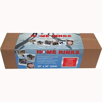 Home Rinks Backyard Ice Hockey Rink Starter Kit | Pure ...