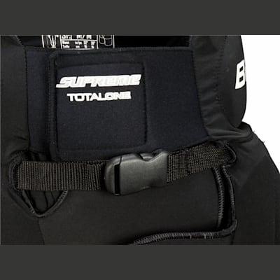 Quick-Release Belt System (Bauer Supreme TotalOne Adaptable Core Pad - Senior)