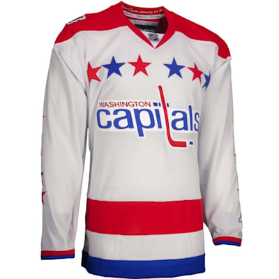 buy popular eb7a6 11e6e Reebok 2011 Winter Classic Washington Capitals Premier ...