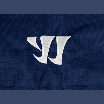 Embroidered Warrior Logo (Warrior Syko Pant Shell - Junior)