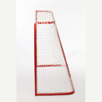 "Side View (USA Hockey 60"" Intermediate Hockey Net With 1.25"" Posts)"