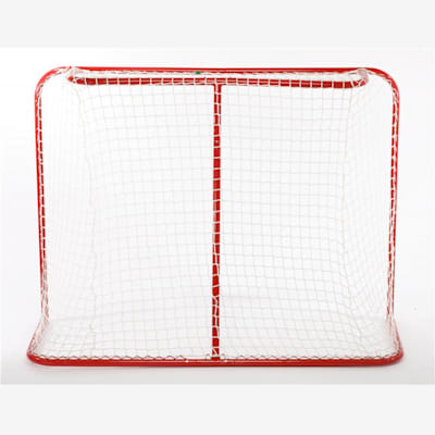 "(USA Hockey 60"" Intermediate Hockey Net With 1.25"" Posts)"