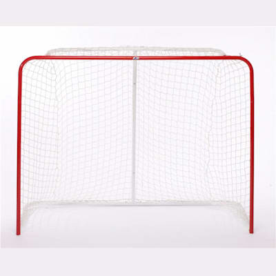 "(USA Hockey 54"" Intermediate Hockey Net With 1"" Posts)"