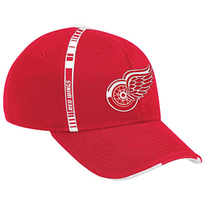d43236d5 Reebok Detroit Red Wings Draft Day Hat   Pure Hockey Equipment