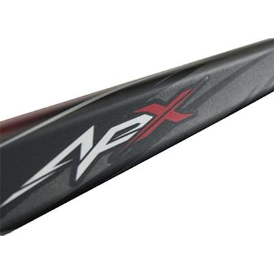APX Shaft Graphic (Bauer Vapor APX Composite Stick - Junior)