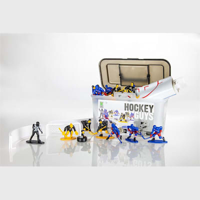 Full Set (Kaskey Kids Hockey Guys Rangers vs. Bruins Hockey Guys)
