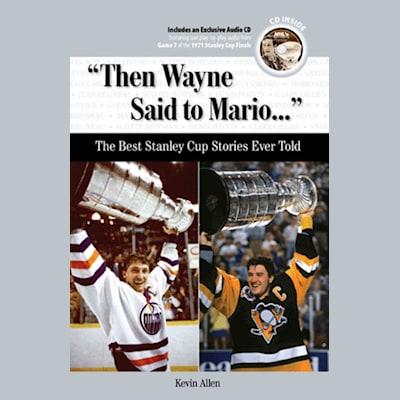 "One Size (""Then Wayne Said To Mario"": The Best Stanley Cup Stories Ever Told)"