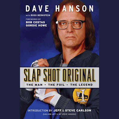 One Size (Slap Shot Original: The Man, The Foil and The Legend)