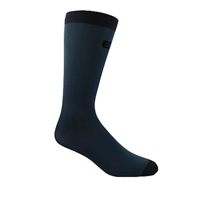 Charcoal (Pro Liner Knee Length Coolmax Socks - Youth)