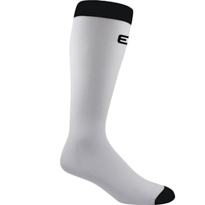 White (Pro Liner Knee Length Coolmax Socks - Youth)