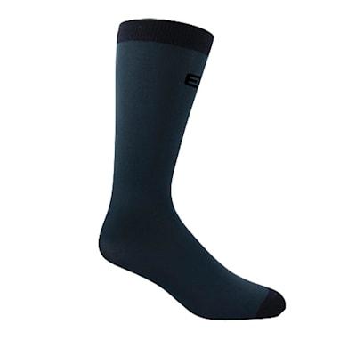 Charcoal (Pro Liner Knee Length Coolmax Socks - Adult)