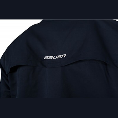 Back Detail (Bauer Lightweight Warm-Up Jacket - Youth)