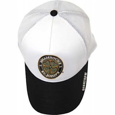 new concept 21422 9dca0 Embroiderd Front And Comfortable Mesh Back (Gongshow Goon Shamrocks Hat)