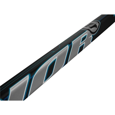 Axy-Sym Technology Gives More Spring On Shots (Warrior EVO Grip Composite Stick - Junior)