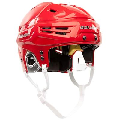 Red (Bauer RE-AKT Hockey Helmet)