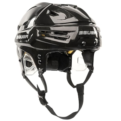 Black (Bauer RE-AKT Hockey Helmet)