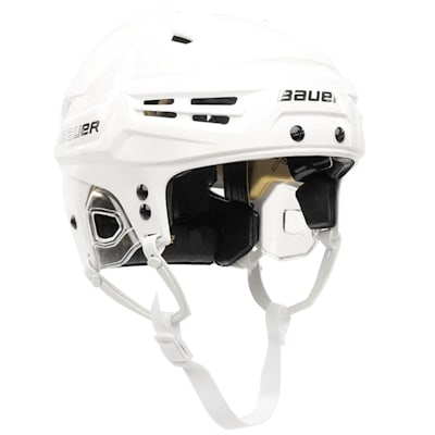 White (Bauer RE-AKT Hockey Helmet)