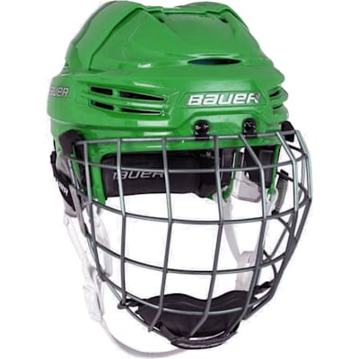 (Bauer RE-AKT Hockey Helmet w/Cage)