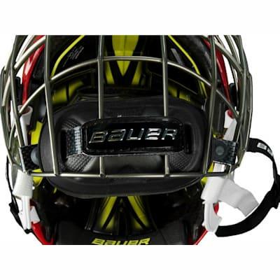 Chin Cup Branding (Bauer RE-AKT Hockey Helmet Combo)