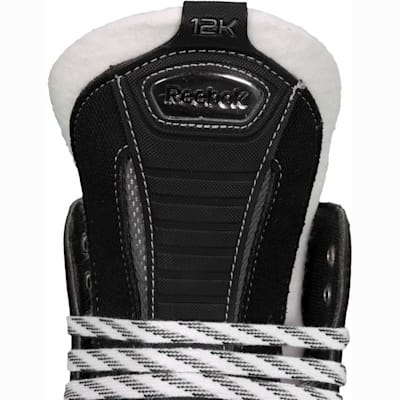 Full Felt Comfort Foam Tongue (Reebok 12K Pump Ice Hockey Skates - Junior)