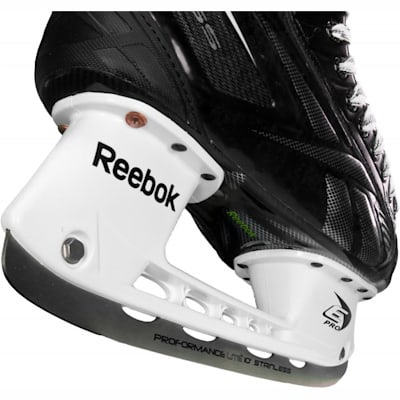 Low Profile Vented Injected Outsole (Reebok 12K Pump Ice Hockey Skates - Junior)