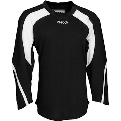 Black/White (Reebok Edge Practice Jersey (20P00) - Junior)