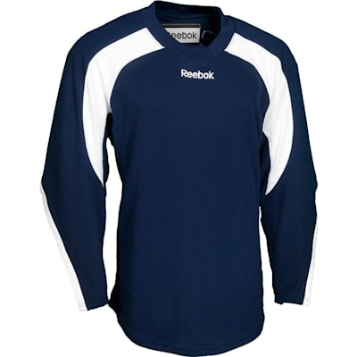 Navy/White (Reebok Edge Practice Jersey (20P00) - Junior)