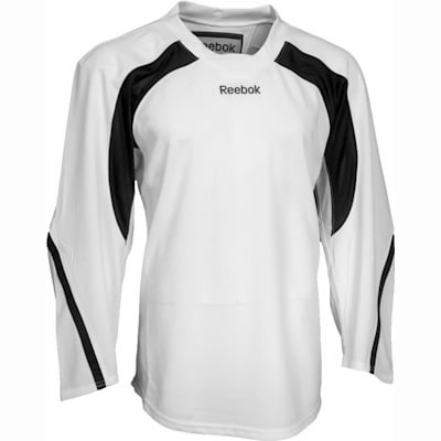 White/Black (Reebok Edge Practice Jersey (20P00) - Junior)