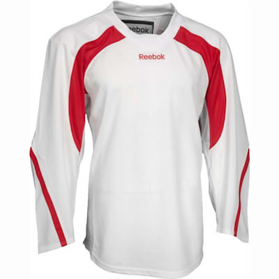 White/Red (Reebok Edge Practice Jersey (20P00) - Junior)