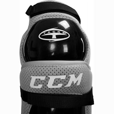 Knee Cap (CCM Referee SG100 Hockey Shin Guards - Senior)