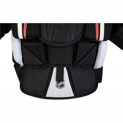Stomach Protection (Reebok Premier 4 Pro Goalie Chest & Arms - Senior)