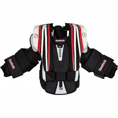 Front View (Reebok Premier 4 Pro Goalie Chest & Arms - Senior)