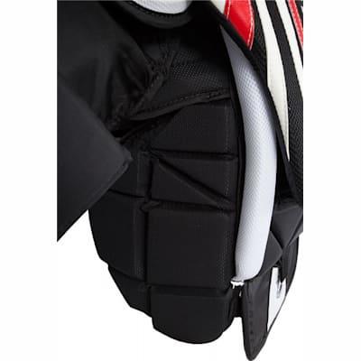 Kidney Protection (Reebok Premier 4 Pro Goalie Chest & Arms - Senior)