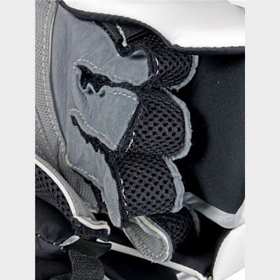Mesh Finger Gussets For Ventilation (Reebok Premier 4 Pro Goalie Blocker - Intermediate)