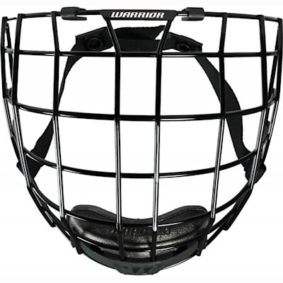 Front View (Warrior Krown Facemask)