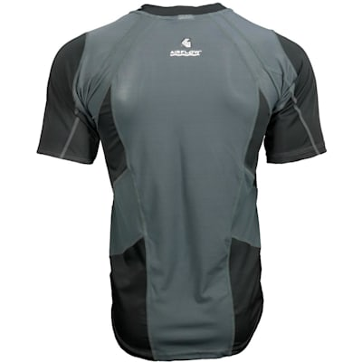 Back View (Shock Doctor Velocity Motion 360 Tee Shirt - Senior)