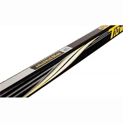 Impact-Resistant Fiberglass (Sher-Wood T10W Wood Stick - Junior)