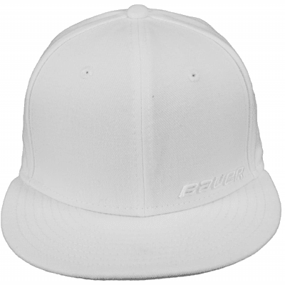 Front View (Bauer New Era 59Fifty Hockey Hat - Adult)