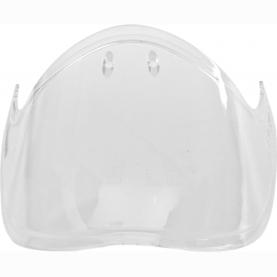 Vaughn 7800 Pro Lexan Goalie Throat Guard | Pure Goalie
