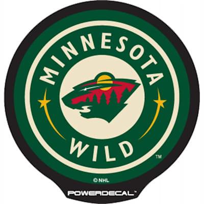 Minnesota Wild (Power Decal)