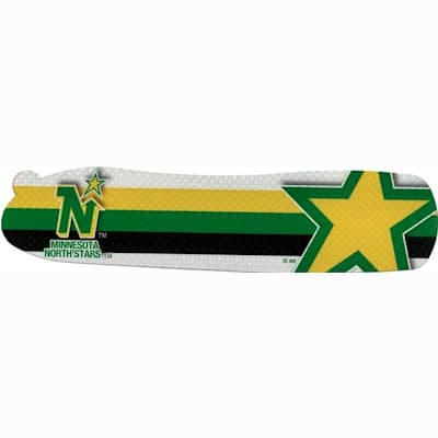 Minnesota North Stars (Peel & Play NHL Goalie Blade Tape)