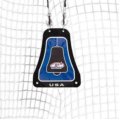 Metal Construction (USA Hockey Metal Bell Shooting Target)