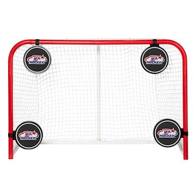 (USA Hockey Foam Shooting Targets)