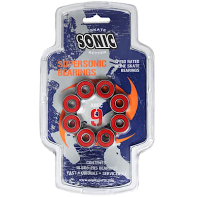 SuperSonic ABEC 9 Bearings (Sonic ABEC 9 Bearings)
